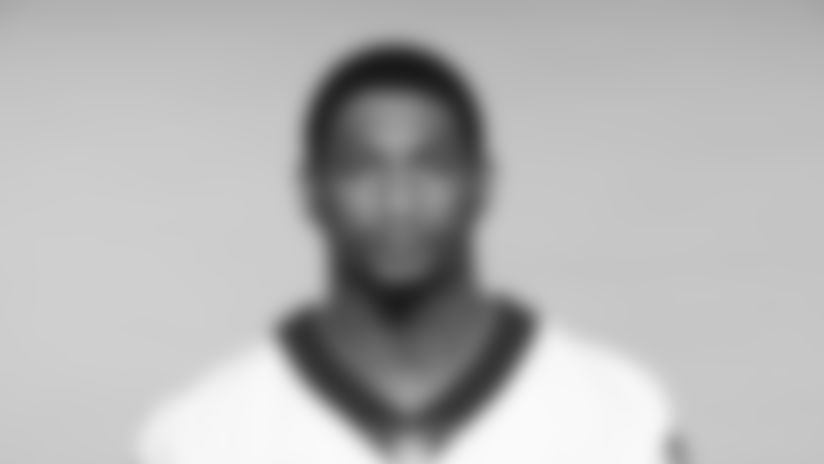 This is a 2019 photo of Deonte Harris of the New Orleans Saints football team. This image reflects the New Orleans Saints roster as of June 3, 2019 when this image was taken. (AP Photo)