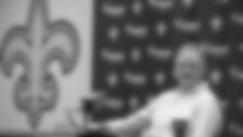 2018 Draft: Mickey Loomis opening presser 4/25/18