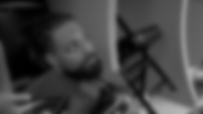 Cameron Jordan Postgame Interview | Saints-Jaguars in Week 6 2019