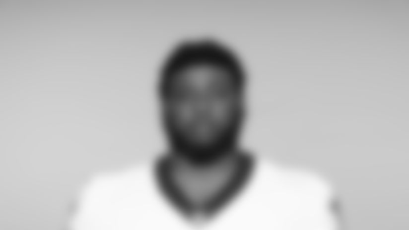 This is a 2019 photo of Kenny Bigelow Jr of the New Orleans Saints football team. This image reflects the New Orleans Saints roster as of June 3, 2019 when this image was taken. (AP Photo)
