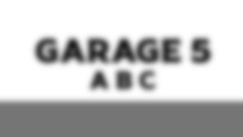 Garage 5: Rows A-B-C