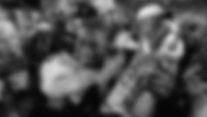 Highlights: Best of Saints legend Roman Harper