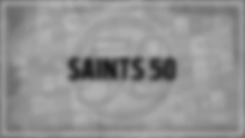 History Cards - Saints 50