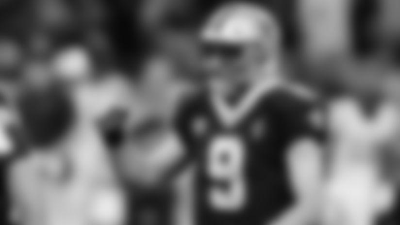 Drew Brees' best passes vs. Panthers   Week 12
