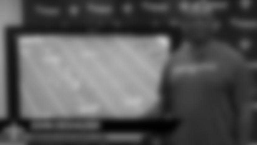 Microsoft Surface Expert Analysis: Dan Arnold TD reception