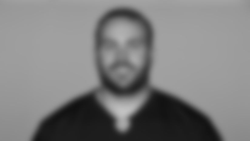 This is a 2020 photo of Christian Montano of the Pittsburgh Steelers NFL football team. This image reflects the Steelers active roster as of July 26 when this image was taken. (AP Photo)