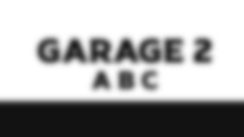 Garage 2: Rows A-B-C