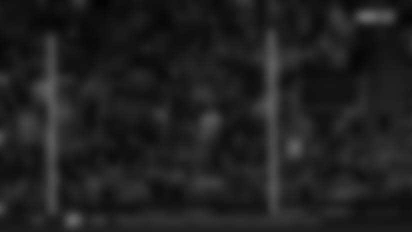 Wil Lutz nails go-ahead field goal