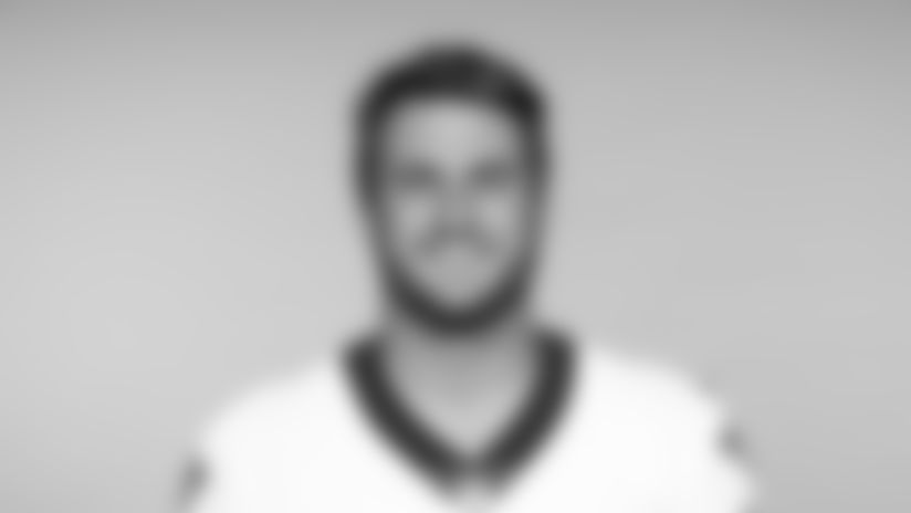 This is a 2019 photo of Nick Moore of the New Orleans Saints football team. This image reflects the New Orleans Saints roster as of June 3, 2019 when this image was taken. (AP Photo)