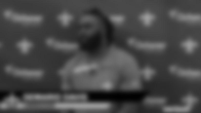 Transcript: linebacker Demario Davis Training Camp media availability 8-2-19
