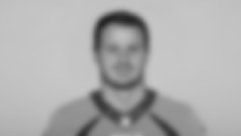 This is a photo of A.J. Derby of the Denver Broncos NFL football team. This image reflects the Denver Broncos active roster as of Thursday, June 22, 2017. (AP Photo)