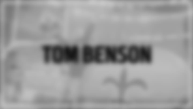 History Cards - Tom Benson