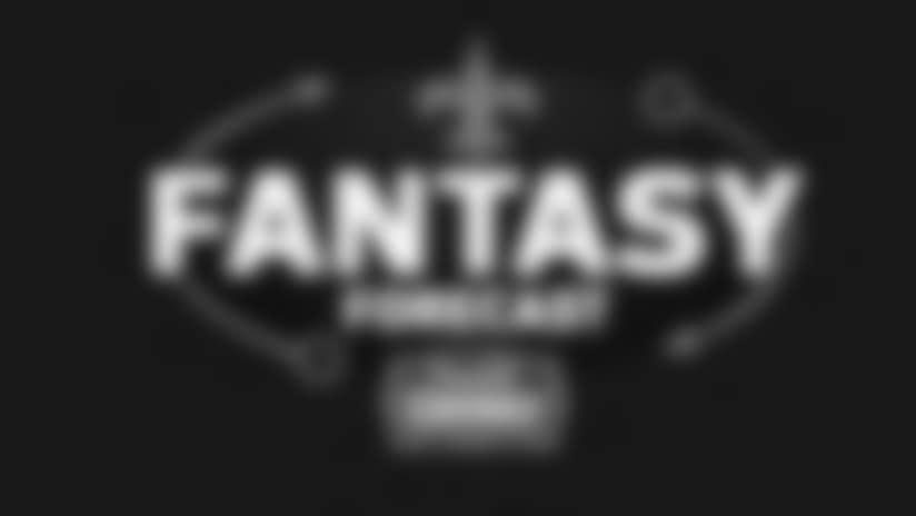 Saints Fantasy Forecast for Week 10