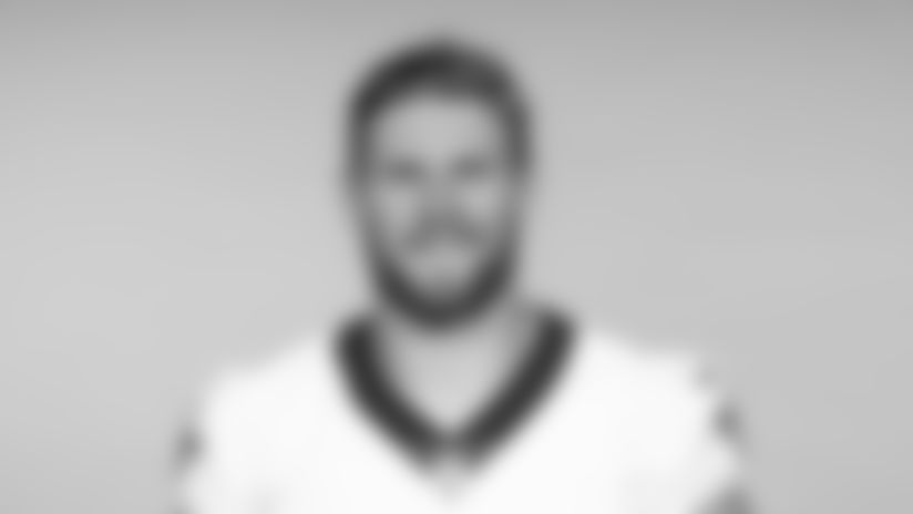 This is a 2019 photo of Michael Burton of the New Orleans Saints football team. This image reflects the New Orleans Saints roster as of June 3, 2019 when this image was taken. (AP Photo)