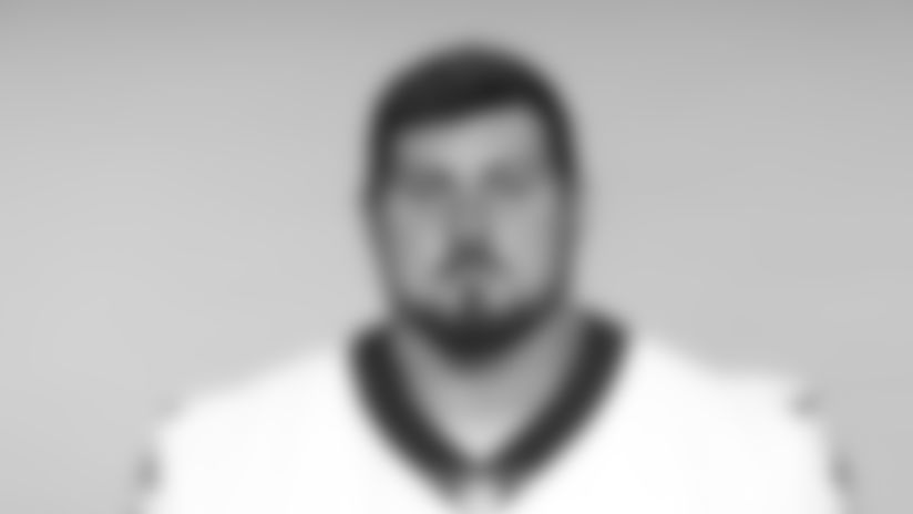 This is a 2019 photo of Ryan Groy of the New Orleans Saints football team. This image reflects the New Orleans Saints roster as of June 3, 2019 when this image was taken. (AP Photo)