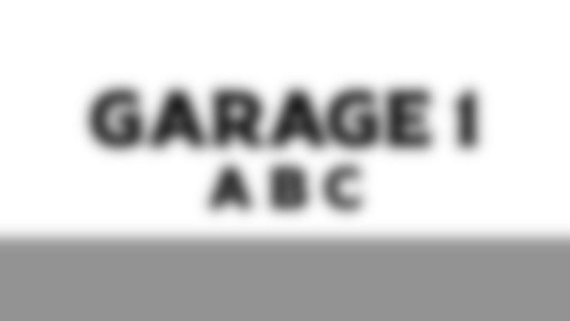 Garage 1: Rows A-B-C