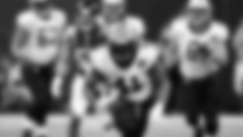 Week 3 Saints at Falcons: Game Action #1 9-23-18