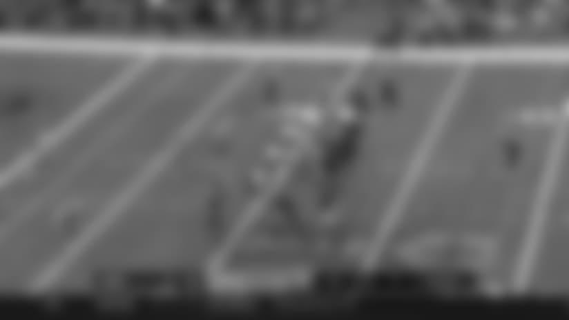 Alvin Kamara highlights vs. Rams | Week 9