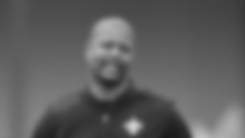Offensive Assistant Ronald Curry