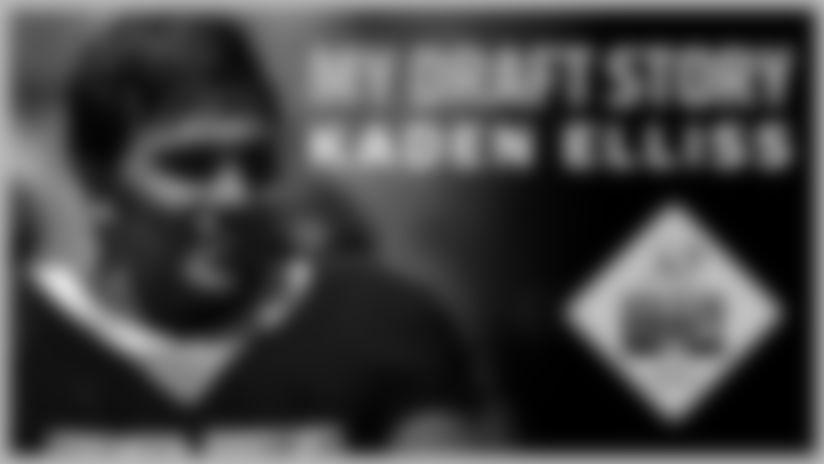 My Draft Story: Saints linebacker Kaden Elliss