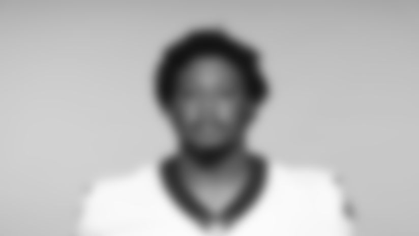 This is a 2019 photo of Shy Tuttle of the New Orleans Saints football team. This image reflects the New Orleans Saints roster as of June 3, 2019 when this image was taken. (AP Photo)