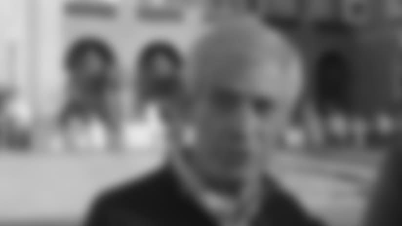 Jim Mora: 'Benson was always supportive'