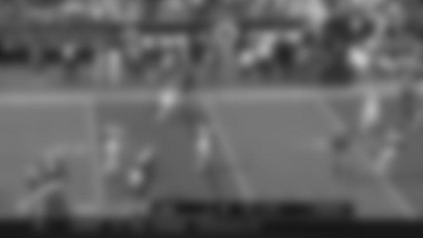 Latavius Murray BULLDOZES Rams defender | Saints-Rams Week 2 Highlights