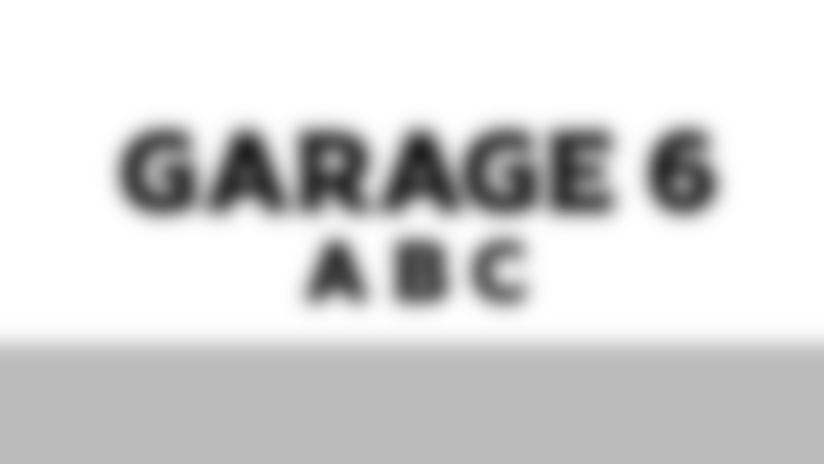 Garage 6: Rows A-B-C