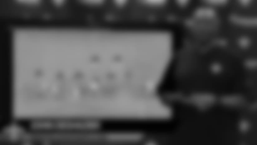 Microsoft Surface Expert Analysis: Demario Davis Sack