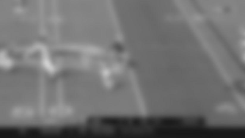 Teddy Bridgewater finds Taysom Hill | Saints-Rams Week 2 Highlights