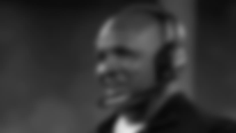 Quotes from Cleveland Browns head coach Hue Jackson