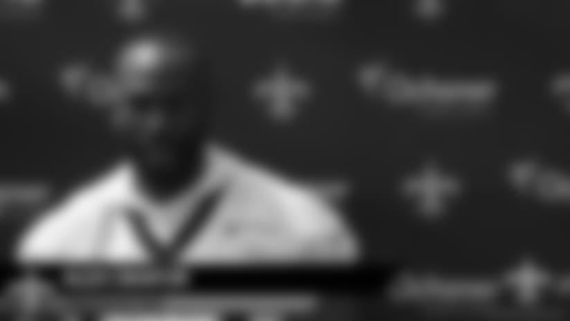 Alex Okafor's Training Camp media availability – July 27