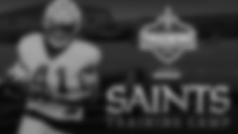 2018 New Orleans Saints Training Camp presented by Verizon Fan Information Update