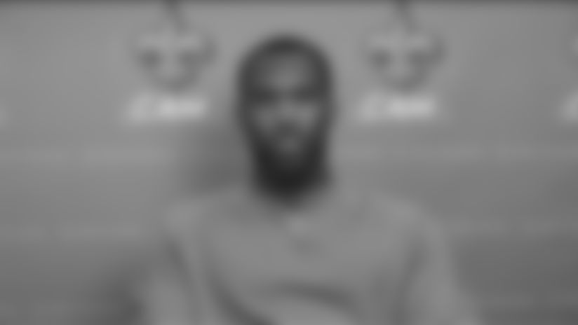 Malcolm Jenkins set for Thursday Night Football