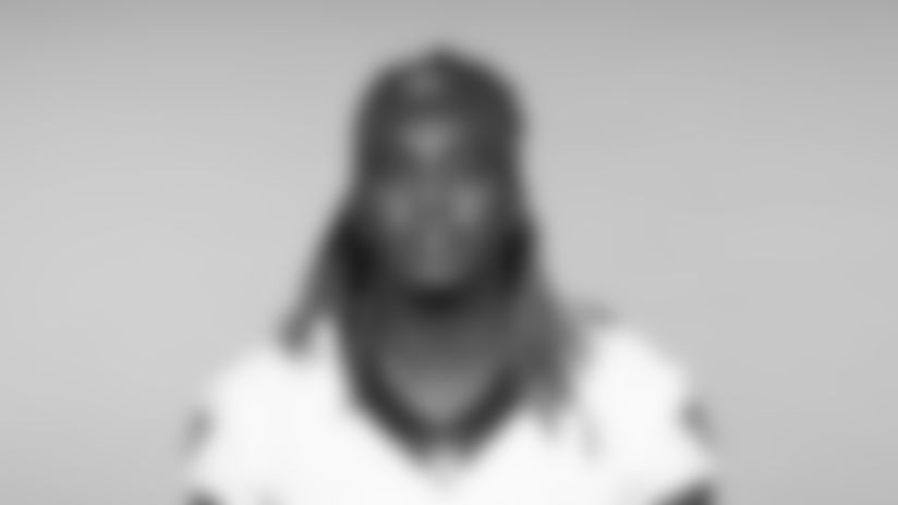 This is a 2019 photo of Lil'Jordan Humphrey of the New Orleans Saints football team. This image reflects the New Orleans Saints roster as of June 3, 2019 when this image was taken. (AP Photo)