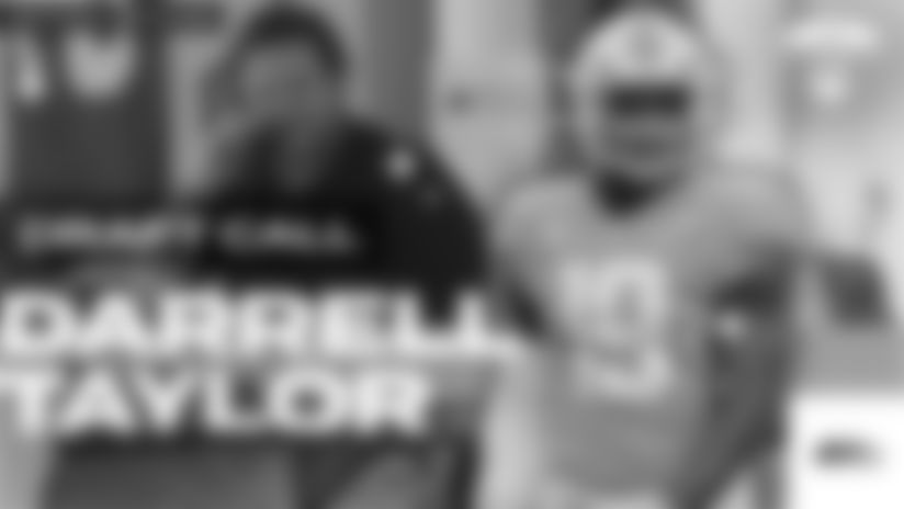 Darrell Taylor Draft Call