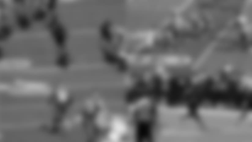 Eye of the Hawk - Christine Michael 41-Yard Touchdown Run