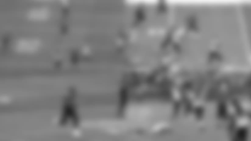 Eye of the Hawk - Earl Thomas Interception Return For Touchdown