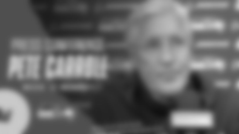 Pete Carroll 2020 Week 2 Monday Press Conference
