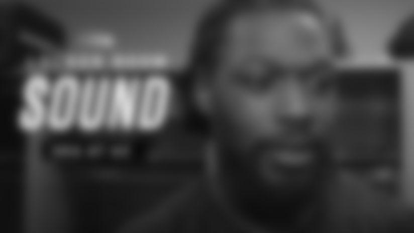 "Locker Room Sound at Cardinals: Jadeveon Clowney ""Just Getting Started"""