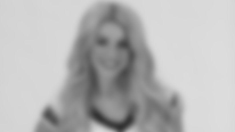Seahawks Dancers Bio - Kylie