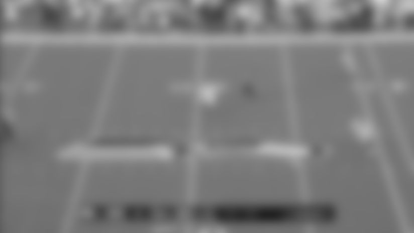 2019 Preseason Week 1: Paxton Lynch Floats Pass To Jazz Ferguson For 22 yards