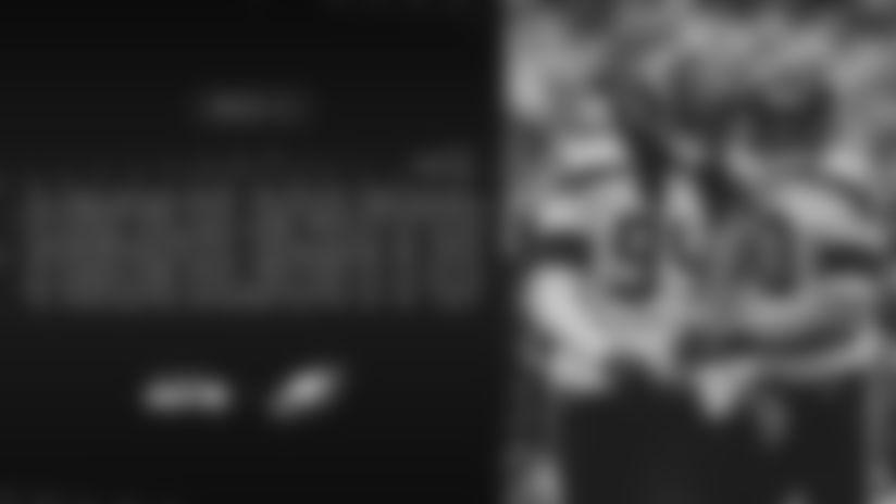 2019 Week 12: Seahawks vs. Eagles Highlights
