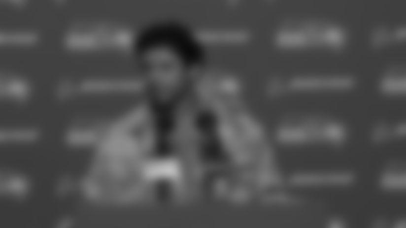 2019 Week 9: Russell Wilson Postgame Press Conference vs Buccaneers