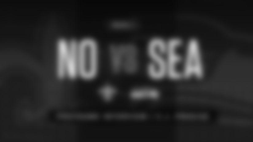 2019 Week 3: C.J. Prosise Postgame Interview vs Saints