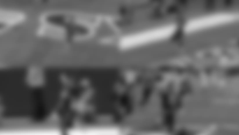 Eye of the Hawk - J.D. McKissic Touchdown Run