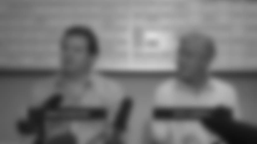 John Schneider & Pete Carroll Draft Day 3 Press Conference