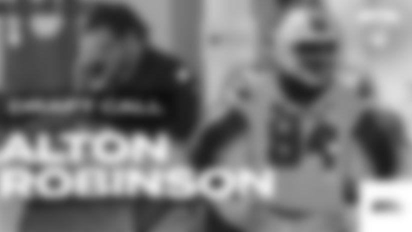 Alton Robinson Draft Call