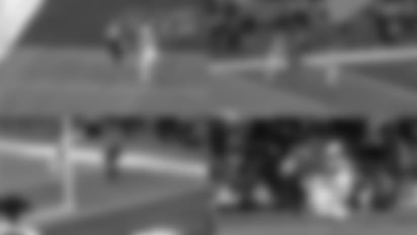 Eye of the Hawk - Doug Baldwin 32-Yard Touchdown Catch