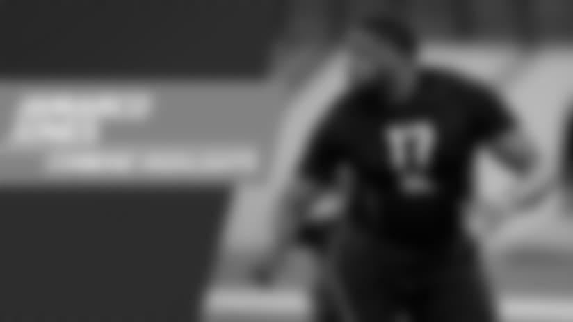 Jamarco Jones' Full 2018 NFL Combine Workout